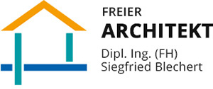 Architekt Blechert, Logo