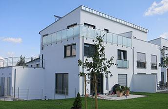 Architekt Blechert, Referenzen, Mehrfamilenhaus