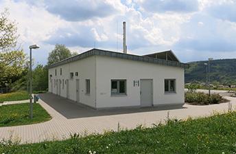 Architekt Blechert, Referenzen, Umkleidegebäude