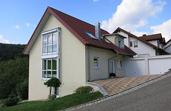 Architekt Blechert, Referenzen, Zweifamilienhaus